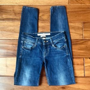 French Connection Medium Wash Skin Tight Jeans